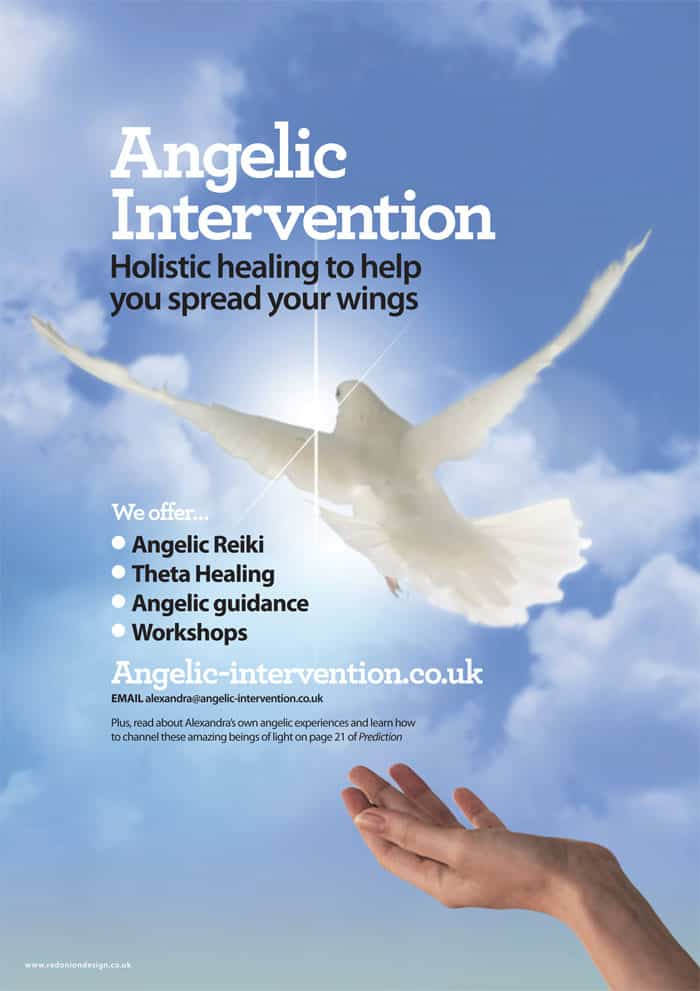 Angelic intervention