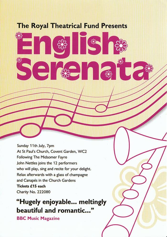 English Serenata