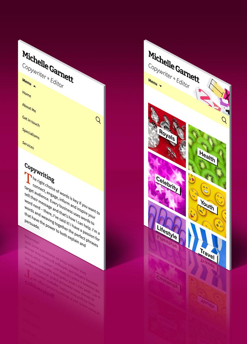 Michelle Mobile Screens