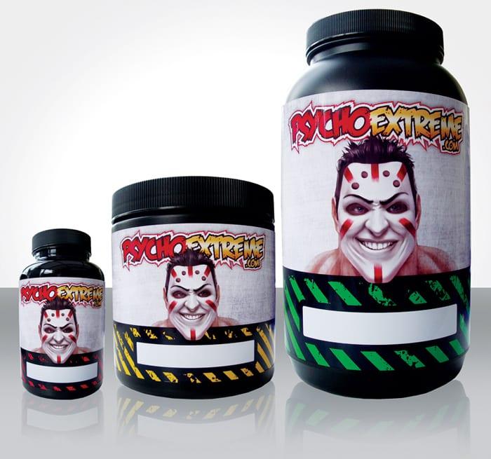 Psycho Extreme group shot