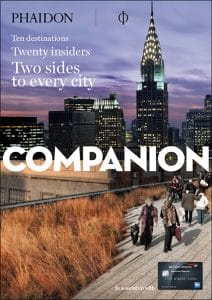 Companion magazine cover