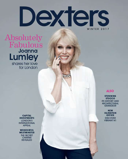 Dexters estate agent customer magazine