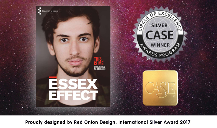 Red Onion redesign wins international award