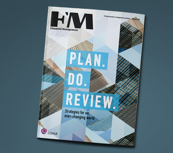 Cover of FM magazine