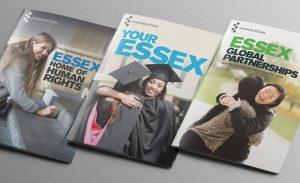 New set of stunning university brochures