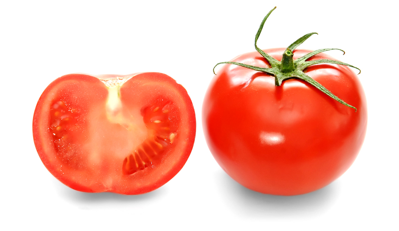Picture of a tomato