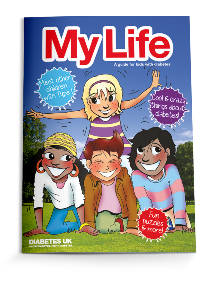 My Life magazine cover