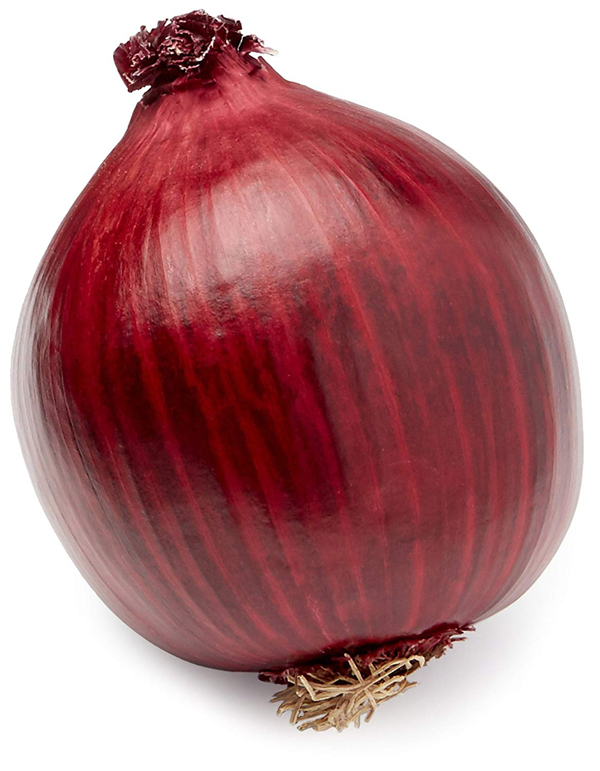 Picture of a Red Onion