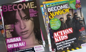 Why were these magazines for young people so successful?