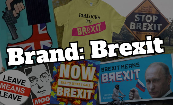 Brand Brexit On The World Stage