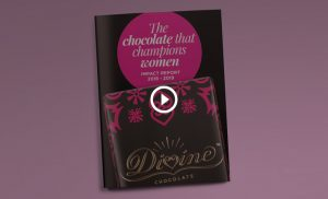 Divine Chocolate Impact Report Promotional Video